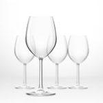 New XIAOMI CIRCLE JOY CJ-JB04 4PSC Red W- ine Glass Home Crystal Cup