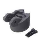 New Folding Pole Base Accessories Spare Part For Xiaomi M365/M187 Electric Scooter