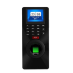 New ZOKOTECH ZK-FP18 Fingerprint Password ID Card Access Control System Time Attendance Machine with 2.4 Inches Color Display Screen