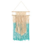 New 45x90cm Handmade Tassels Macrame Wall Hanging Knitted Woven Tapestry for Decorations