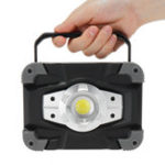 New 50W COB LED USB Work Light Waterproof 4 Modes Flood Lamp Spotlight  Outdoor Camping Emergency Lantern