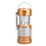 New Outdoor Portable LED Camping Lantern Solar USB Work Light IPX6 Waterproof Emergency Lamp