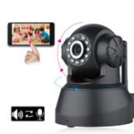 New 720P HD Wireless WiFi IP Camera IR Security Webcam CAM Pan Tilt Baby Pet Monitor
