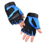 New 1Pair KALOAD Tactical Glove Cycling Half Finger Anti-slip Unisex Gloves Pain Relief Compression Gloves