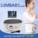 New Physio Relief Belt Air Pump Traction Decompression Lumbar