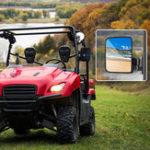 New AUDEW Golf Cart Side View Car Mirror
