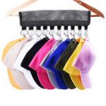 New  Baseball Cap Rack Hook Hat Holder  Hanger Rack Household Organizer Storage Door Closet Hanging Home Kitchen Rack Holder