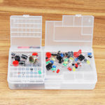 New Component Receiving Parts Storage Box for Cellphone Repairs