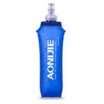 New AONIJIE 500ML Folding Water Bottle Portable Outdoor Sports Cycling Hiking Climbing Soft Kettle