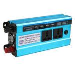 New 3000W Dual Display Peak Solar Power Inverter Modified Sine Wave Inverter 12V24V48V Power Converter