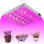 New 45W 144 LED Plant Grow Light Lamp Full Spectrum For Flower Seed Greenhouse Indoor