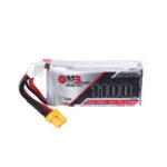 New Gaoneng 7.6V 1100Mah 50C 2S HV 4.35V Lipo Battery XT30 Plug for RC Drone