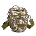 New Men Outdoor Camouflage Bag Shoulder Bag Sports Portable Bag