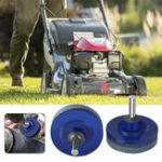New Drillpro Mower Blade Drill Lawnmower Lawn Mower Sharpener For Power Drills Hand Drill