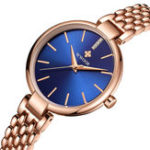 New WWOOR 8865 Fashionable Ladies Dress Wrist Watch