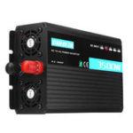 New 3500W Power Inverter 12/24/48/60/72V TO 220V Modified Sine Wave Converter LED Display
