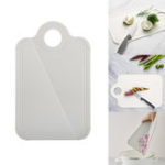 New Xiaomi Jordan&Judy Folding PP Cutting Board Meat Fruit Chopping Board Camping Picnic