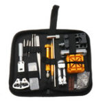 New 148Pcs Set of Repair Tool Watch Clock Repair Kit Opener Link Pin Remover Set Spring Bar Watchmaker