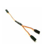New URUAV 10cm 100mm 30 Core/60 Core Dupont Y Cable Servo Cable For RC Models