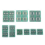 New 20pcs TSSOP8 SSOP8 SOP8 To DIP8 Interposer Module PCB Board Adapter Plate