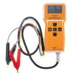 New RC3562 Battery Internal Resistance Tester Battery Internal Resistance Tester Lithium Nickel Chromium Lead Acid Battery Test with Test Clips