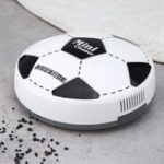 New Mini Rechargeable Football Smart Robot Vacuum Cleaner Auto Sweeper Edge Clean