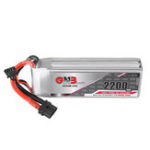 New GAONENG GNB 11.1V 2200mAh 120C 3S Lipo Battery XT60U-F Plug for RC FPV Racing Drone