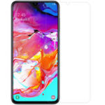 New NILLKIN High Definition Anti Fingerprint PET Screen Protector for Samsung Galaxy A70 2019