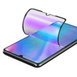New Baseus 2PCS 0.15mm Full-cover Curved High Definition Anti-explosion Soft Screen Protector For Huawei P30