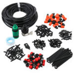 New Drip Irrigation Kits Plant Watering Kit with Distribution Tubing Hose Irrigation System Automatic Irrigation Set