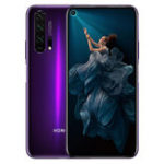 New HUAWEI HONOR 20 Pro 6.26 inch 48MP Quad Rear Camera NFC 8GB RAM 128GB ROM Kirin 980 Octa core 4G Smartphone