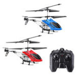 New 33008-1 2.4G 3.5CH Altitude Hold Hover One-key Control RC Helicopter