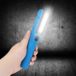 New WY8681 LED + COB USB Rechargeable Work Light 3 Modes Magnetic Flashlight Maintenance Light