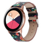 New Bakeey 42mm Leather Smart Watch Band Soft Watch Strap for Samsung Galaxy Watch Active