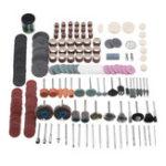 New 248pcs Multi Rotary Tool Accessories Set Grinding Polishing Abrasive Tool Kits for Dremel