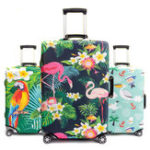 New Outdoor Travel Suitcase Waterproof Cover Luggage Trolley Carry On Case Dust Protector