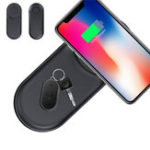 New Bakeey Thin Universal QI Wireless Charger Plate For Android Phones Charging Storage