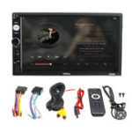 New 7010Plus 7 Inch 2 Din Touch Car MP5 Player bluetooth Stereo FM Radio USB TF AUX
