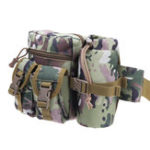 New 600D Nylon Tactical Waist Bag Multifunctional Military Bag