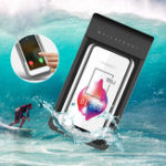 New PVC Universal Waterproof Phone Bag Swimming Pouch Dry Bag For 5.0-6.1 Inch Smart Phone iPhone XS Samsung Galaxy S10