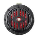 New 12V 115db 400hz Car Motorcycle Tweeter Electronic Horn Metal Speaker