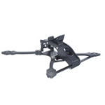 New AURORA RC TK-I 230mm Wheelbase 5 Inch 5mm Arm Carbon Fiber FPV Racing Frame Kit for RC Drone 106g