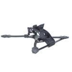 New AURORA RC TK-I 230mm Wheelbase 5 Inch 5mm Arm Carbon Fiber FPV Racing Frame Kit for RC Drone 106g