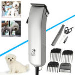 New Electric Professional Cat Dog Clipper Hair Grooming Trimmer