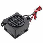New 12V 150W Constant Temperature PTC Thermistor Insulated Air Heater Fan Heater