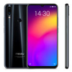 New Meizu Note 9 6.2 inch Global ROM 48MP Dual Rear Camera 6GB 64GB Snapdragon 675 Octa core 4G Smartphone