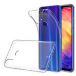 New Bakeey Transparent Ultra-thin Soft TPU Back Cover Protective Case for Xiaomi Redmi 7