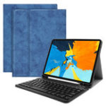 New Bakeey Magnetic Flip Bluetooth Wireless Auto Sleep/Wake Keyboard Tablet Case With Pencil Holder For iPad Pro 11 Inch 2018