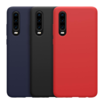 New NILLKIN Soft Smooth Shockproof Liquid Silicone Rubber Back Cover Protective Case for HUAWEI P30