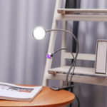 New 2 in 1 UV Glue Curing Lamp Desktop Fixed Liquid UV Glue Lamp BGA Maintenance of LED Light